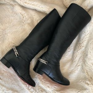 CHRISTIAN LOUBOUTIN Cate Boot size 37